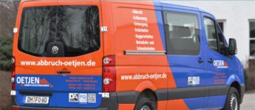 Kleintransporter Folierung Bremen